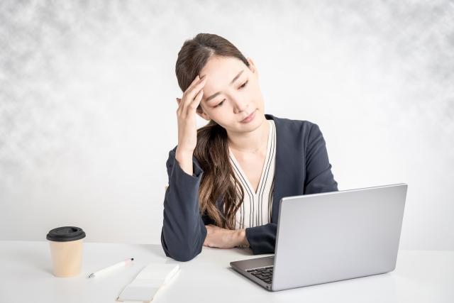 在宅勤務ストレス